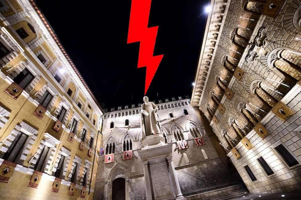 MONTE DEI PACCHI DI SIENA – MPS CHIUDE IL 2020 CON UNA PERDITA DI 1,7 MILIARDI,...