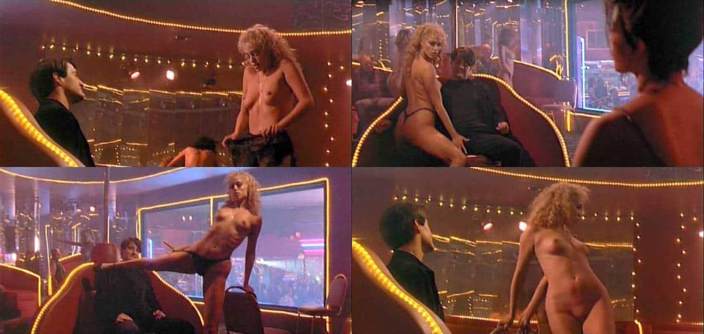 Biel dildo showgirls pussy scenes