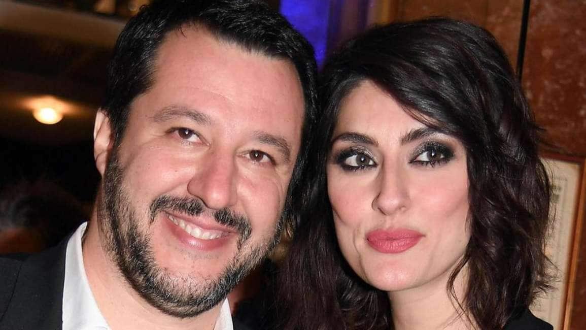 Sanremo 2018, Salvini e Isoardi al bacio. Il nude look di