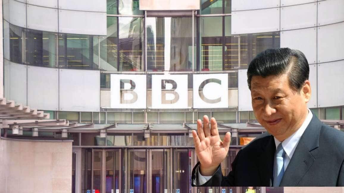 """IL SENSO DEI CINESI PER LA DEMOCRAZIA: HANNO """"SPENTO"""" LA BBC – L'EMITTENTE BRITANNICA NON POTRÀ PIÙ TRASMETTERE NEL PAESE..."""
