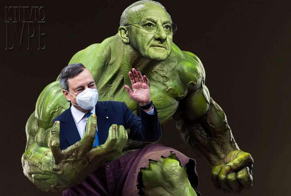 """DE LUCA IMBRACCIA IL LANCIAFIAMME: """"DA LUNEDÌ CHIUDIAMO TUTTE LE SCUOLE""""..."""