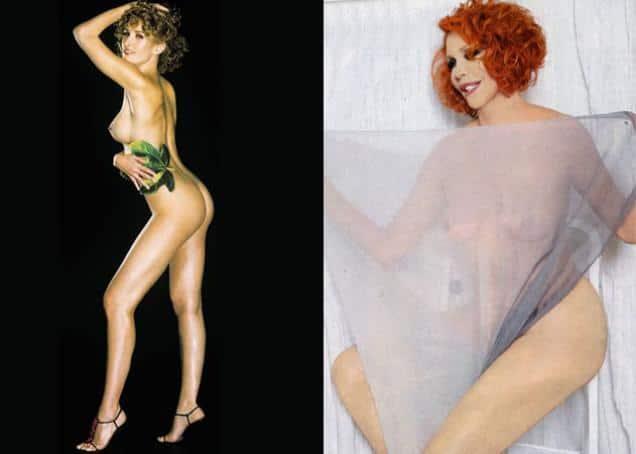 Naked light skin cock