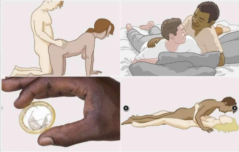 Cartoon siti di sesso cazzo grosso cazzo nero donna