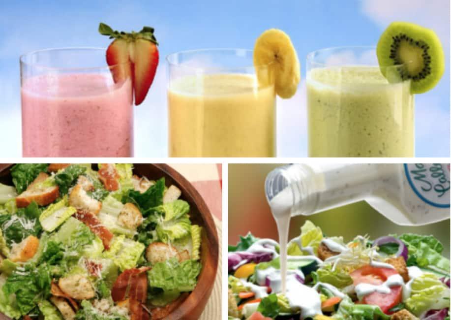 pasti dietetici e cenerentola