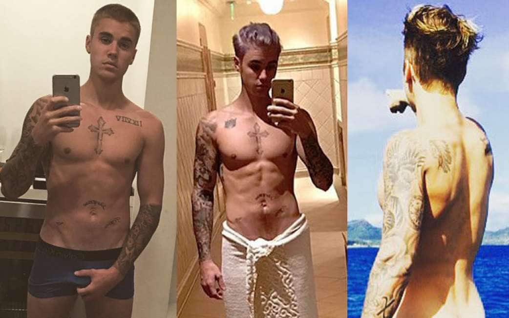 Justin Bieber gay sesso nastro