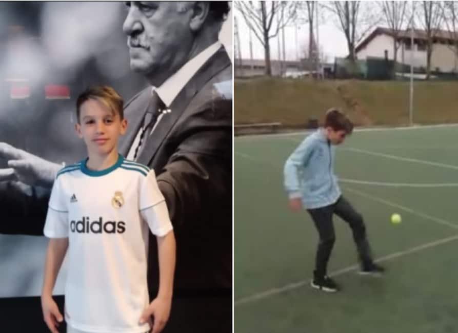 dieta di un calciatore di 16 anni