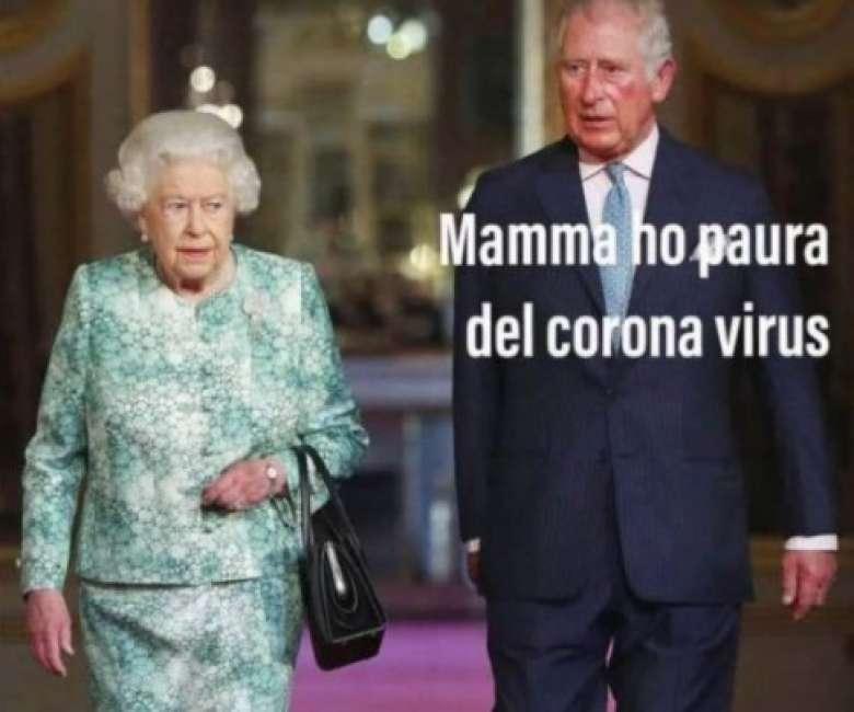L'UNICA CORONA CHE HA VISTO CARLO È QUELLA DEL VIRUS! - DOPO IL MORBO, LA BEFFA: ''LA REGINA CONFERMA DI ESSERE IN BUONA SALUTE''. ...