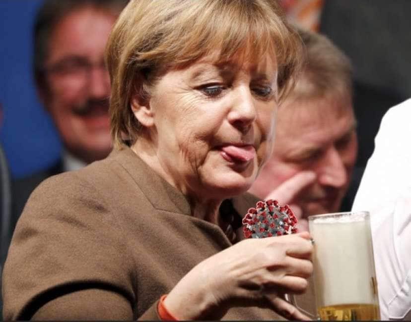 Joska Fiser u svojoj knjizi optuzio Merkelovu Merkel-coronavirus-germania-1287860
