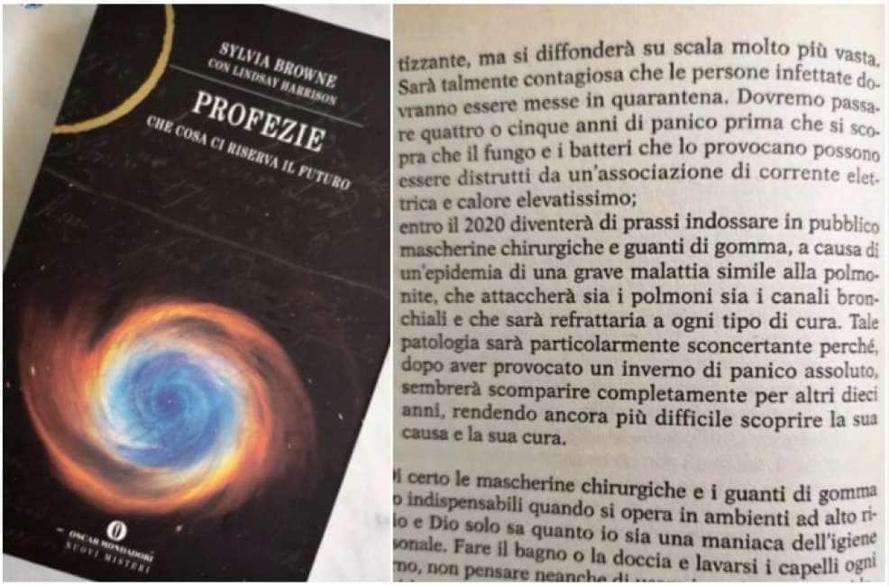 il passato ci trapassa: la profezia dell'epidemia di coronavirus in un libro del 2004: entro il 2020