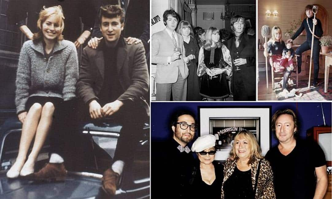 La Morte Della Prima Moglie Rivela Che Pezzo Di Merda Poteva Essere John Lennon Media E Tv