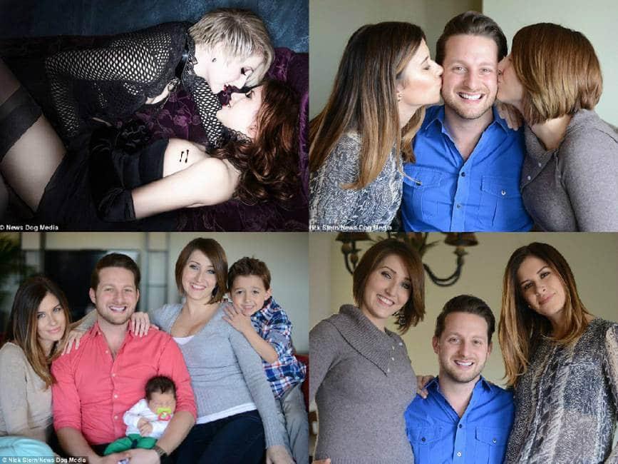 Matrimonio Con Uomo Con Figli : Luomo che coindivide figli serate romantiche e letto matrimoniale