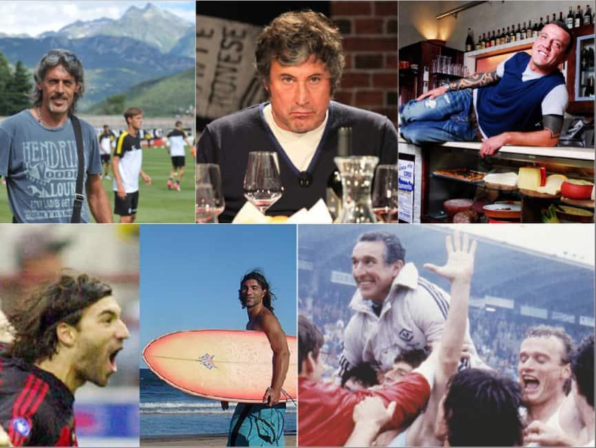03534b621ec calcio vintage- da comandini a bagnoli: 10 grandi ex raccontano la loro  vita oltre il calcio - Sport