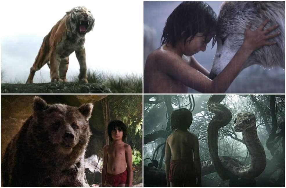 Il cinema dei giusti il libro della giungla di jon favreau è