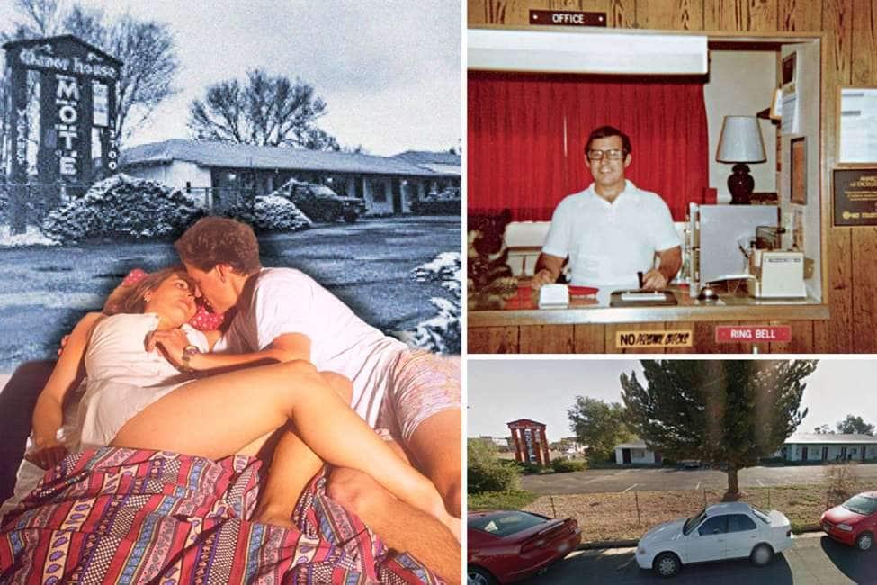 gerald foos, proprietario di un motel, ha spiato per 30 anni ...