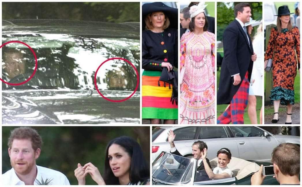 Matrimonio Harry In Chiesa : Il principe harry guida 160 km per portare la fidanzata al