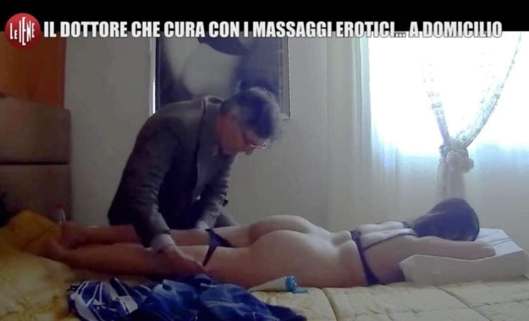 serata erotica massaggi intimi video