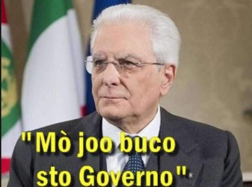 Il Governo In Mano A Quei Due E Come A Fessa N Mano A E Creature