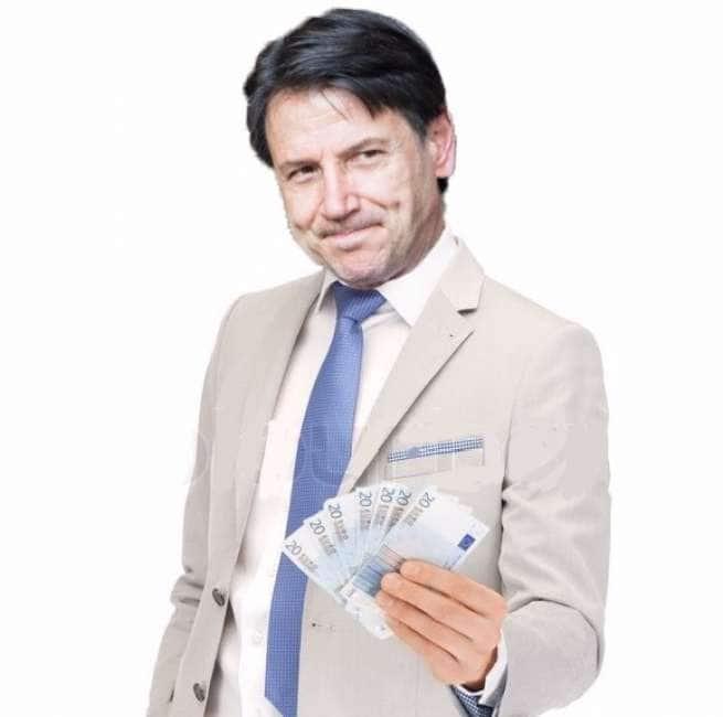 """AVVERTITE I """"FURBETTI"""" IN PARLAMENTO: DA OGGI SI APRE LA CORSA AL BONUS DA MILLE EURO!..."""