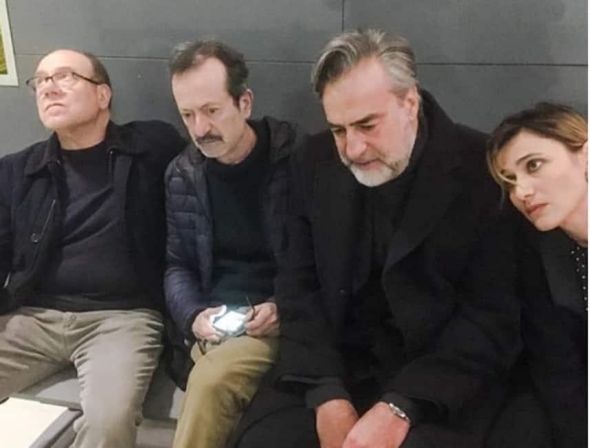 'SI VIVE UNA VOLTA SOLA' È STATO IL PRIMO FILM BLOCCATO DALLA PANDEMIA...