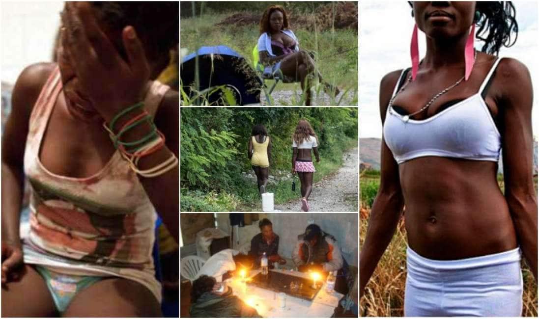 porno e sesso prostitute nigeriane