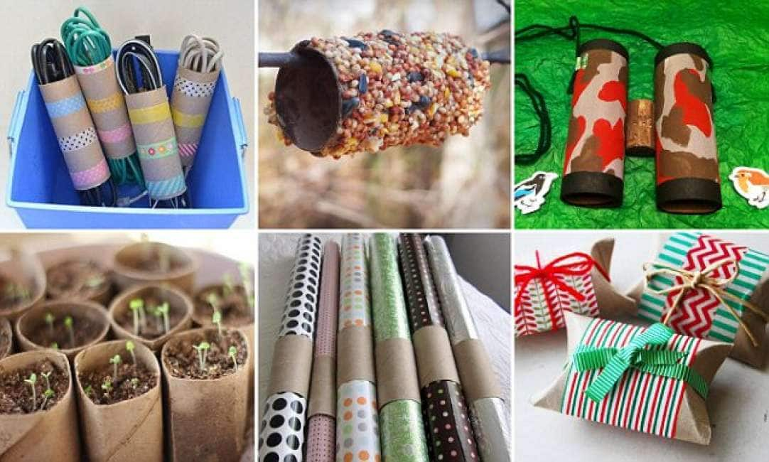 Rotoli Di Carta Igienica Riciclo : L arte del riciclo non buttate i rotoli di carta igienica ecco