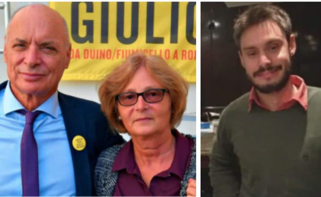 """""""CI SENTIAMO TRADITI. NON DALL'EGITTO MA DALL'ITALIA"""". I GENITORI DI GIULIO REGENI DOPO LA VENDITA DELLE NAVI DA GUERRA AD AL SISI..."""