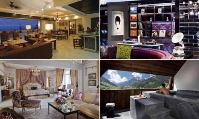 Camere Dalbergo Più Belle Del Mondo : Una notte da re le più belle e costose suites d albergo del mondo
