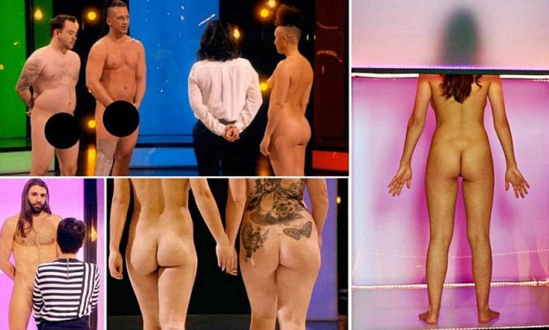 The Most Naked Shows On Tv