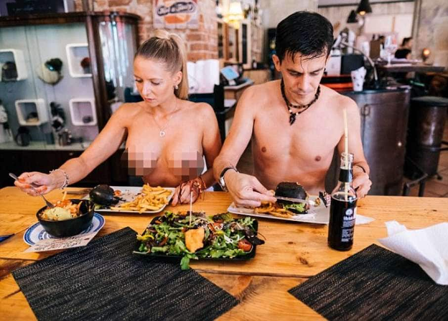 nudisti mamma figlio erezione