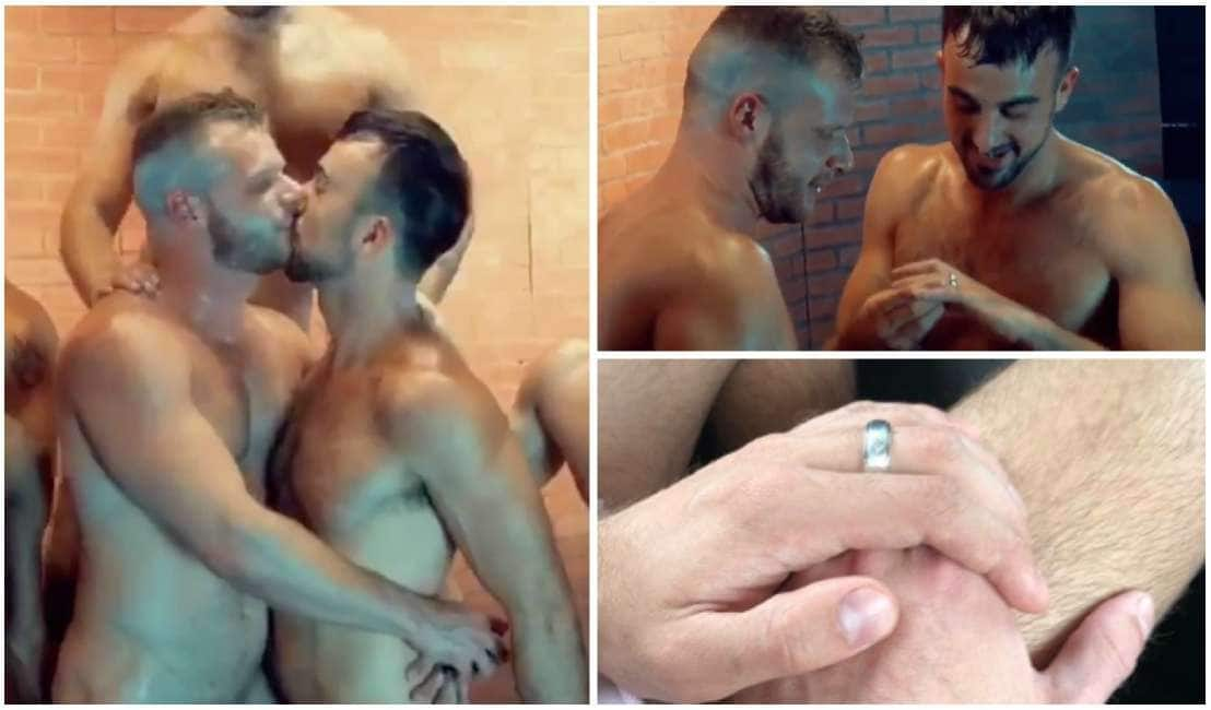 come fare un porno film su gay
