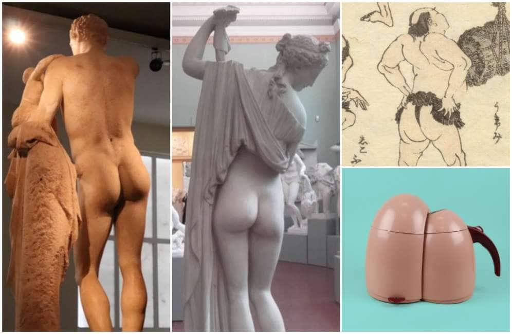 L'ARTE DEL CULO - IL CURATORE DELLO YORKSHIRE MUSEUM HA LANCIATO UNA GARA INTERNAZIONALE AI COLLEGHI: