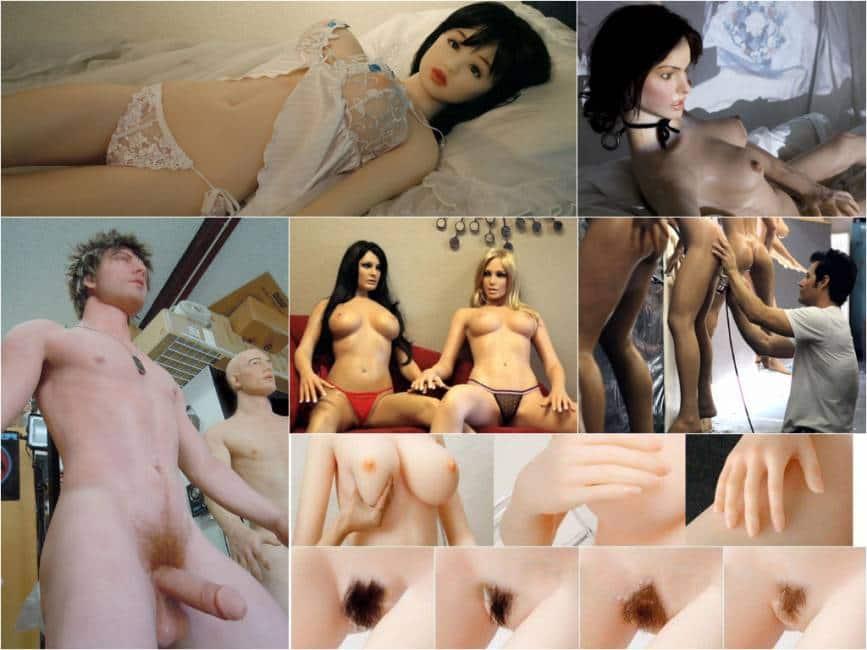 Sex robot porn pics