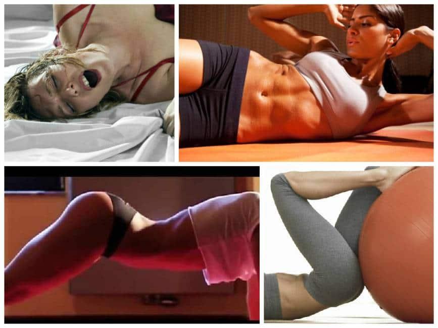 Orgasmi femminili forti