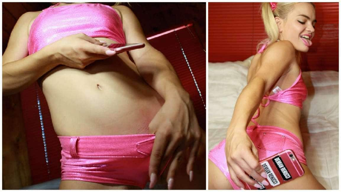 Gangbang porno foto