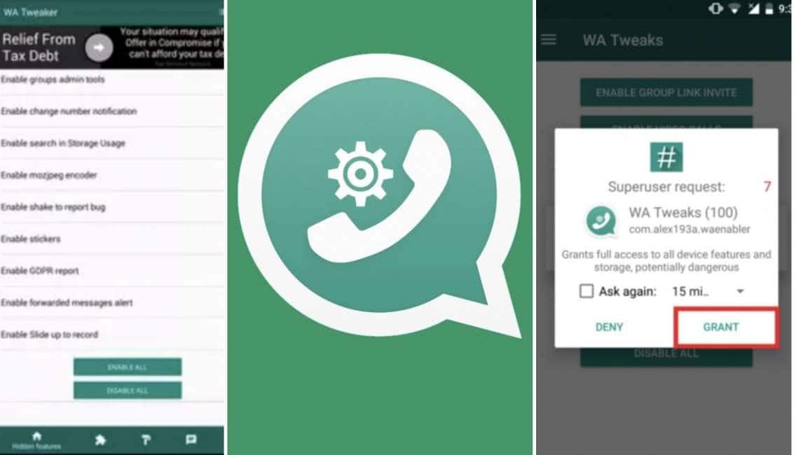 whatsapp, ecco come attivare tutte le funzioni nascoste