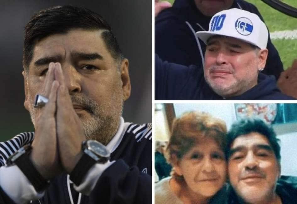 """IL VIRUS COLPISCE ANCHE LA FAMIGLIA MARADONA: È MORTO RAUL MACHUCA, IL COGNATO DEL """"PIBE DE ORO""""..."""