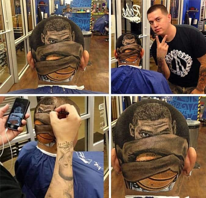 Gta 5 tutti i tagli di capelli