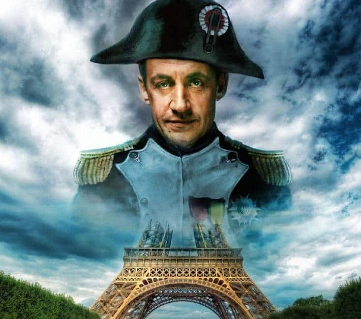 """VOGLIONO SPENNARE IL """"GALLO NANO"""" - CHIESTI 4 ANNI DI CARCERE PER L'EX PRESIDENTE FRANCESE SARKOZY:..."""