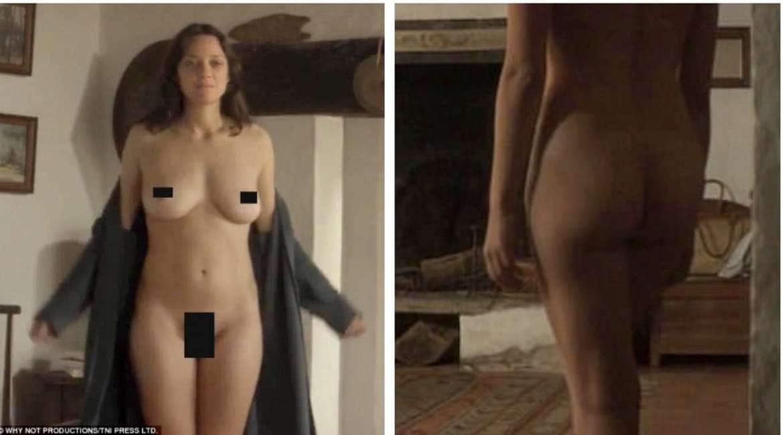 nudo modella film