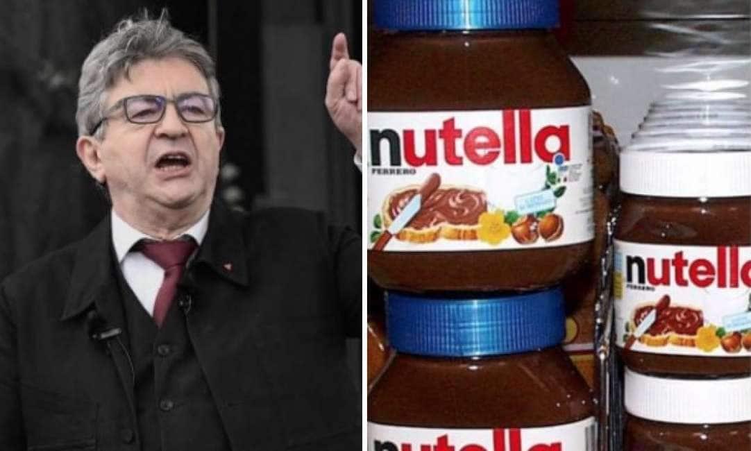 L'ULTIMA GRANDE IDEA DELLA SINISTRA FRANCESE PER RACIMOLARE VOTI: ATTACCARE LA NUTELLA!...