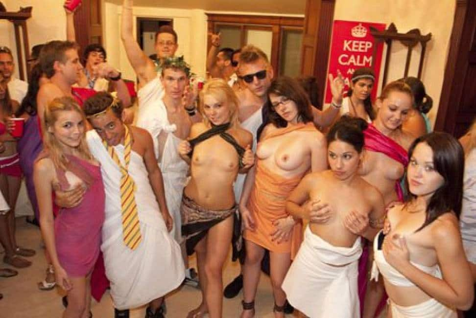 bi sessuale orgia