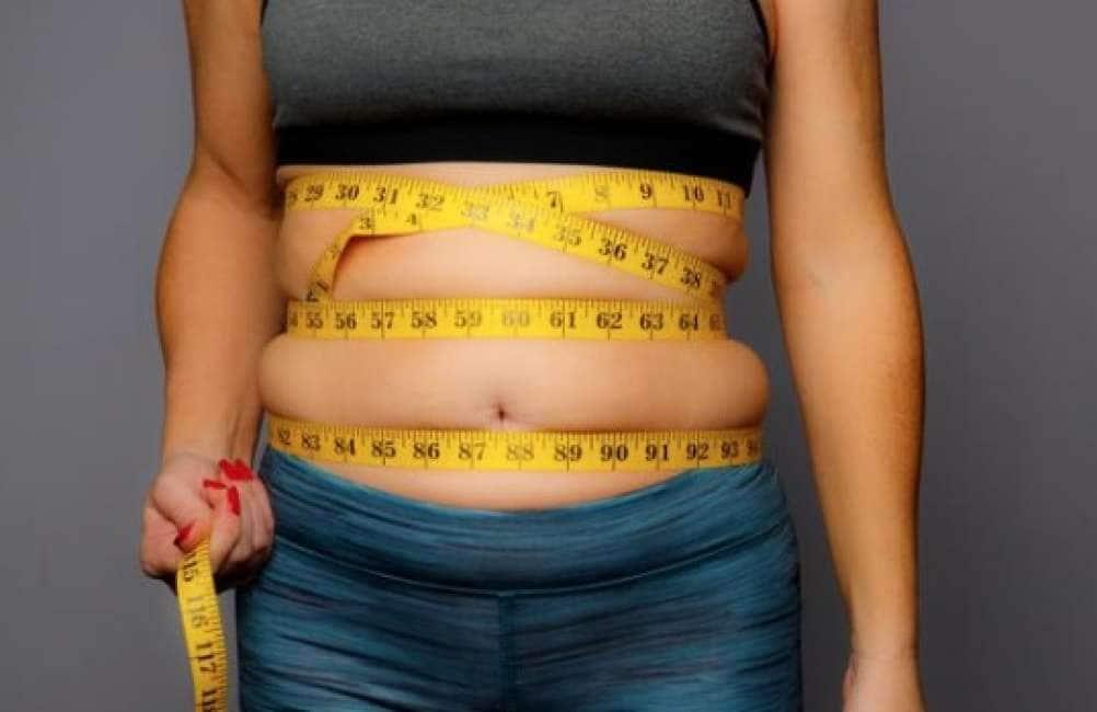 eccesso di grasso addominale