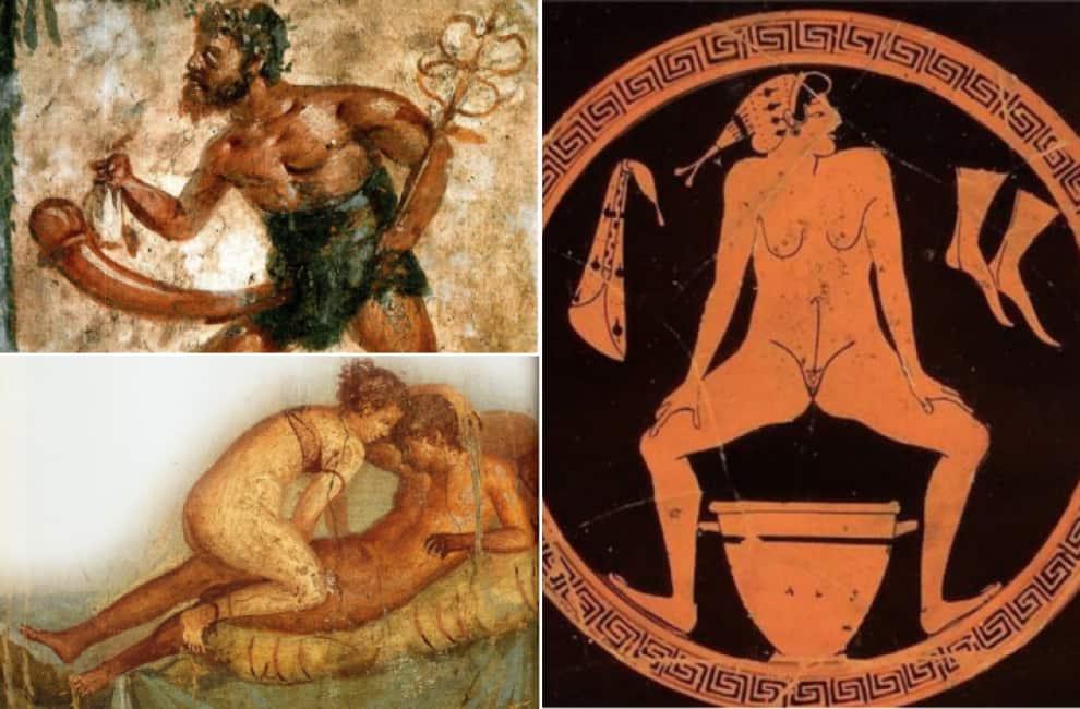 antico porno gay greco