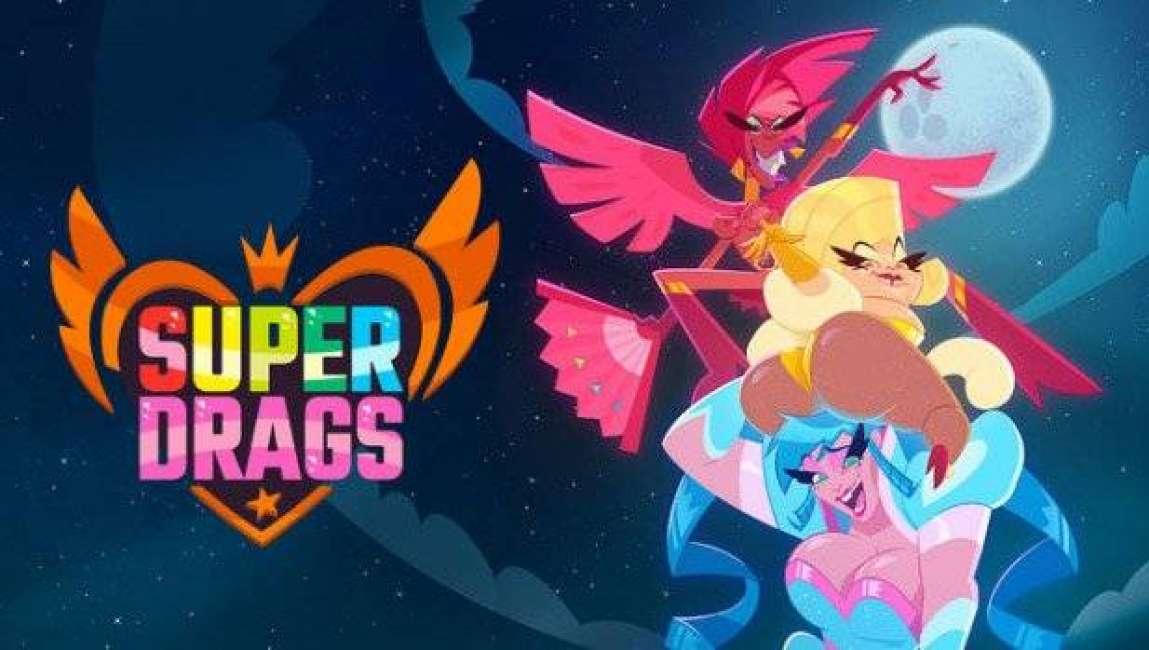 Super eroi cartone animato sesso