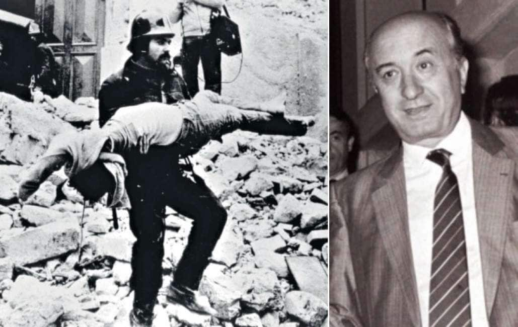 IRPINIA, 40 ANNI DOPO - LA SERA DEL 23 NOVEMBRE 1980 IL TERREMOTO DISTRUSSE LA PROVINCIA DI AVELLINO UCCIDENDO QUASI TREMILA PERSONE,...