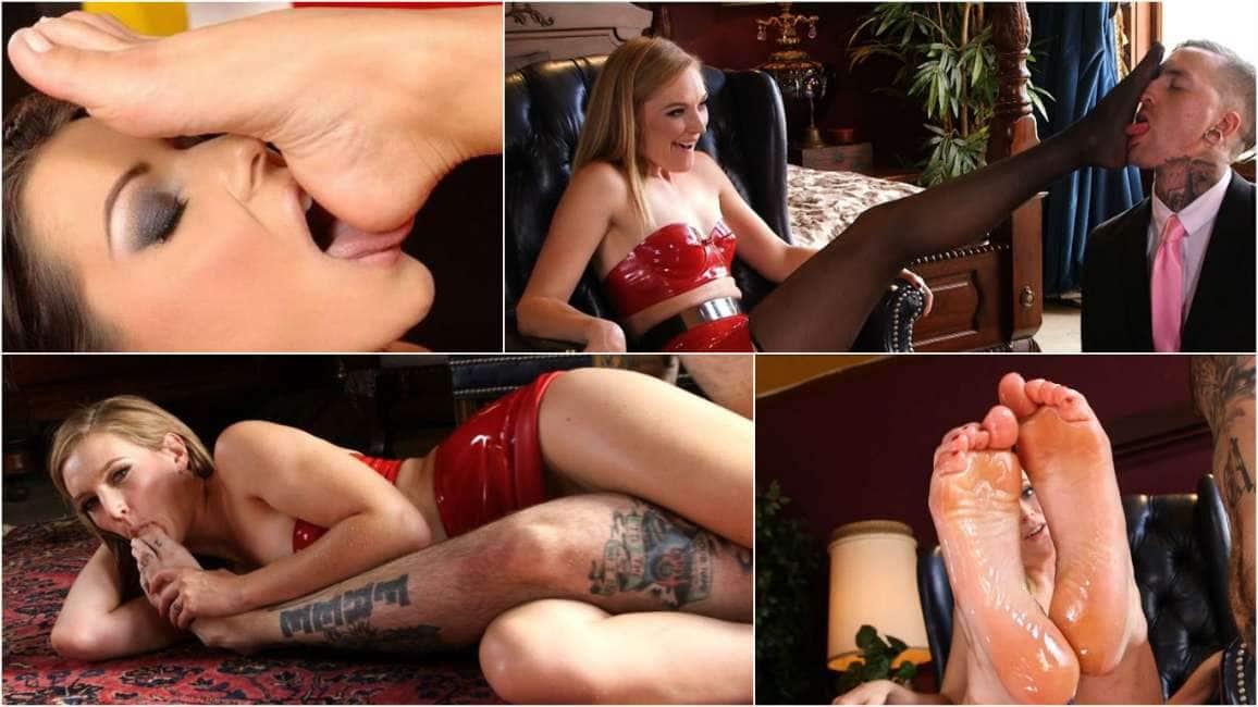 Miglior video porno fetish del piede