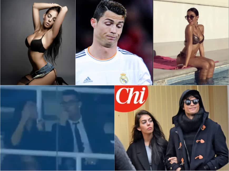 Cristiano Ronaldo sesso video