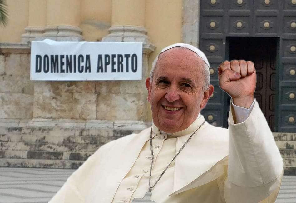 Meglio Atei Che Cattolici Ipocriti Le Parole Del Papa Scatenano