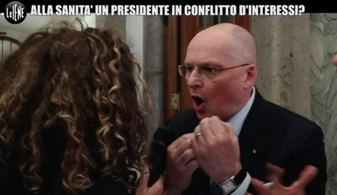 Risultato immagini per Si dimette il Presidente Walter Ricciardi