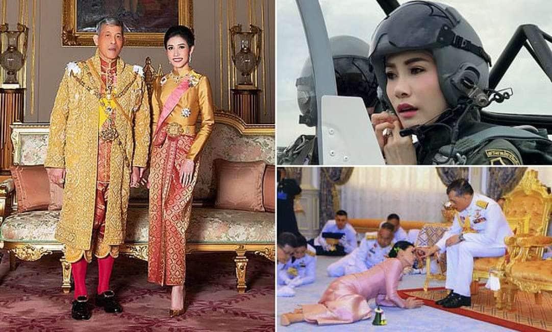 PORNO VENDETTA ALLA THAILANDESE – ATTIVISTI OSTILI ALLA CORONA HANNO INVIATO A UN GIORNALISTA 1.400 FOTO SESSUALMENTE ESPLICITE DELLA CONSORTE REALE SINEENAT:...